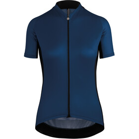 assos UMA GT Bike Jersey Shortsleeve Women blue